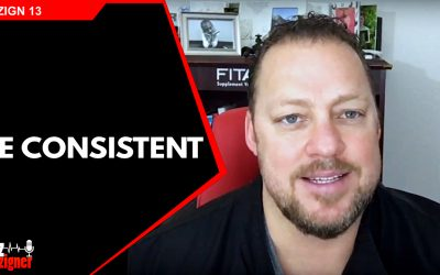 Video – Be Consistent